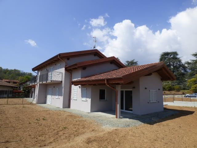 villa classe a nuova costruzione muzzano